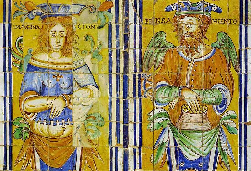 Última conferencia del ciclo de Otoño. La azulejería de Cristóbal de Augusta en el Real Alcázar de Sevilla.