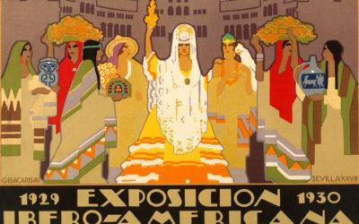 Nuevo monográfico. La Exposición Iberoamericana de 1929 en vídeo.