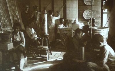 Conferencia. Recorrido Histórico por las Fábricas y Talleres Cerámicos de Triana