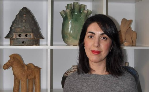 Un estudio de la UEX da a conocer el patrimonio azulejero de Extremadura.