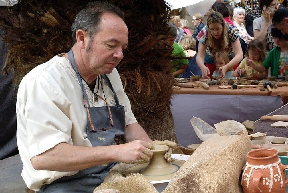 El mudéjar revisitado. Hablamos con el ceramista Fernando Malo.