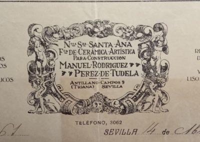 Membrete Fca Perez de Tudela