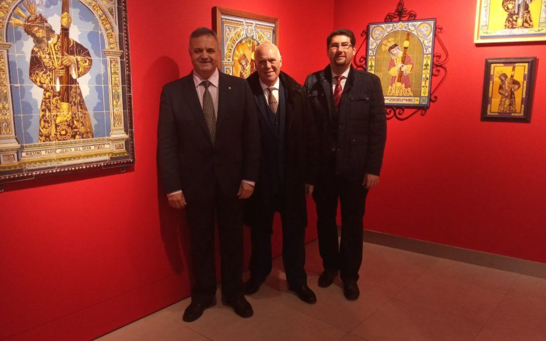 Sevilla. Inaugurada la Exposición del IV Centenario de la imagen de Nuestro Padre Jesús del Gran Poder