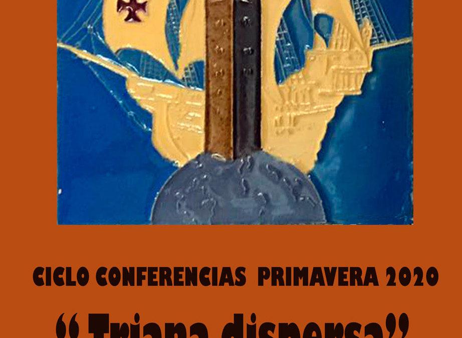El ciclo «Triana Dispersa» comenzó el domingo en el Centro Cerámica Triana.