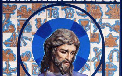 La cerámica protagonista en los carteles de Semana Santa