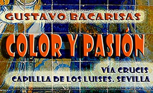 Vídeo. Color y Pasión. El Vía Crucis de Gustavo Bacarisas