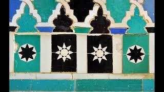 Vídeo. Un paseo por los alicatados del Alcázar.
