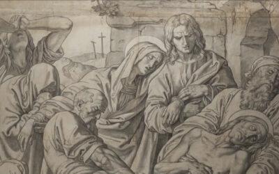 Presentación en vídeo. Pieza del mes. Mayo 2020. El Vía Crucis cerámico de Kiernam para Villaverde del Río. Alfredo García Portillo.