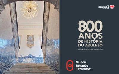 Biblioteca Cerámica. Julio 2020. 800 años de historia del azulejo. Museo Berardo Estremoz.