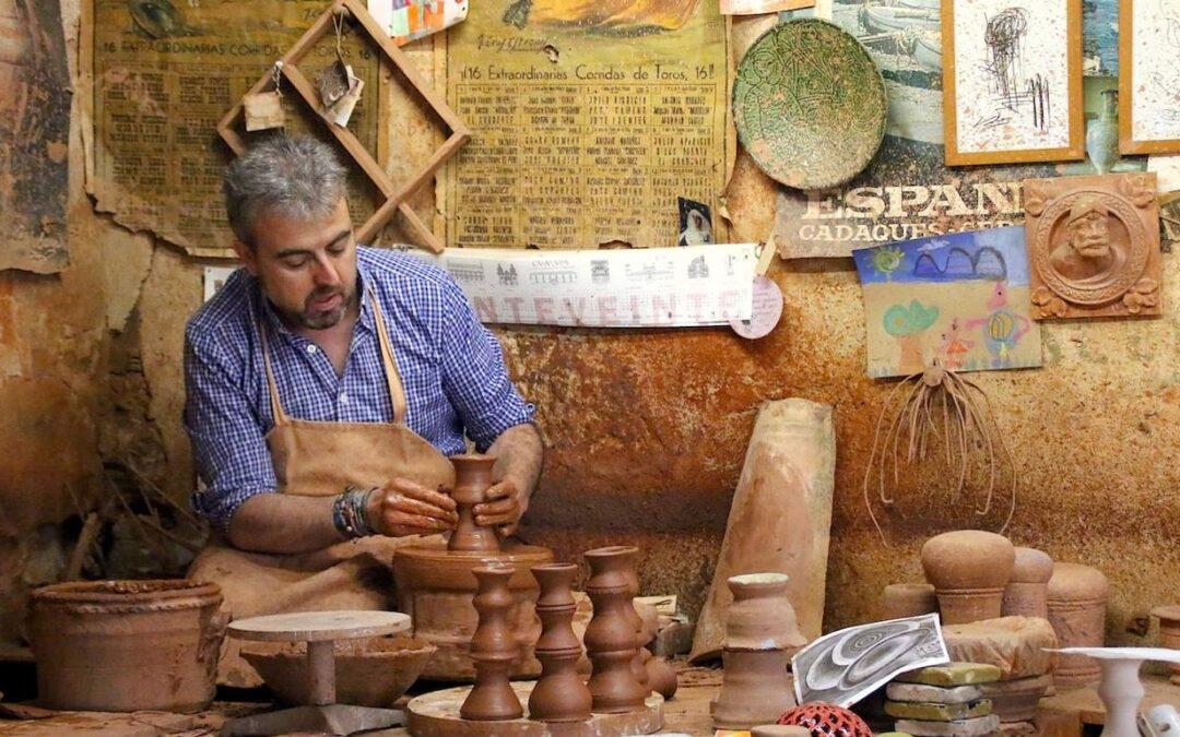 Premios a la Artesanía de Andalucía 2020. Dos de los cuatro premios recaen sobre alfareros.