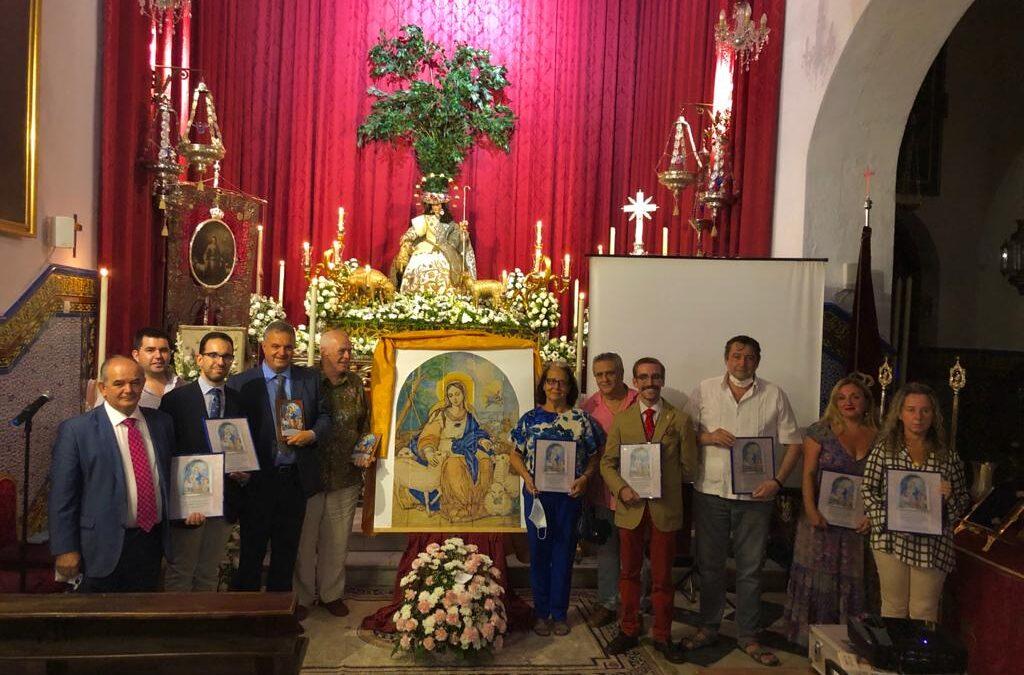 Sevilla. La Hermandad de la Divina Pastora de Santa Marina recupera un valioso retablo cerámico.