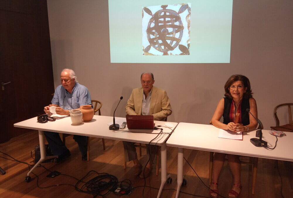 Ciclo Triana Dispersa. La cerámica que se fue a Portugal. Conferencia de Alfonso Pleguezuelo Hernández.