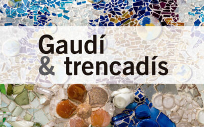 Gaudí y el Trencadís. Exposición en el Museo Nacional de Cerámica hasta el 31 de enero de 2021.