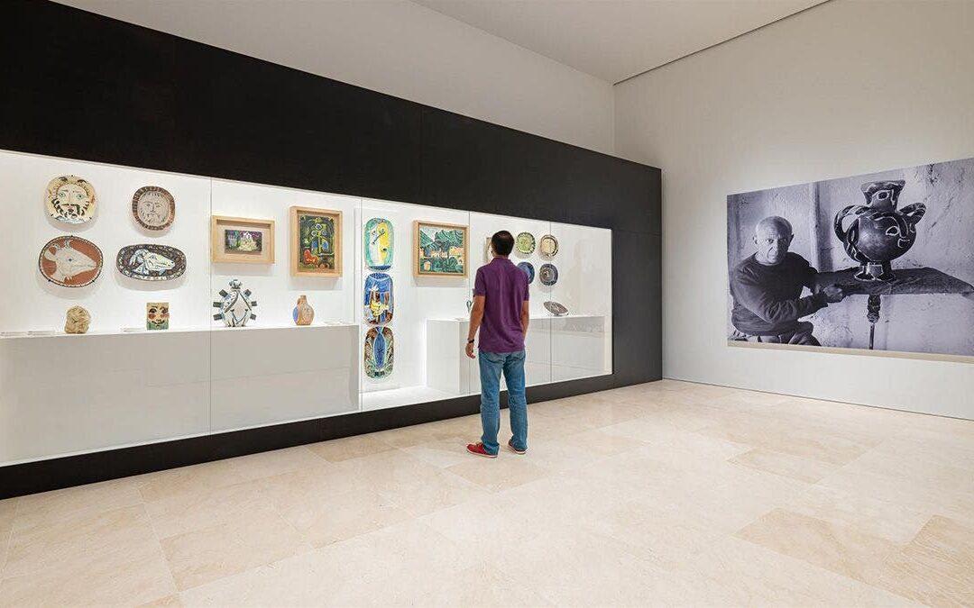 La cerámica de Picasso cuenta con nueva sala en su Museo de Málaga