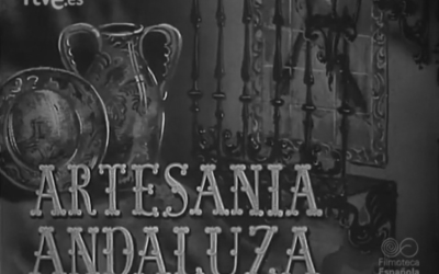 Vídeo. Año 1946. El NO-DO en la fábrica de la Cartuja de Sevilla.