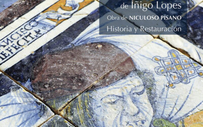 Biblioteca Cerámica. Diciembre 2020. Laude sepulcral de Íñigo López de Niculoso Pisano. Historia y restauración.
