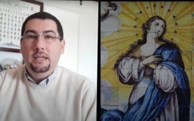 Vídeoconferencia. La iconografía de la Inmaculada en la Cerámica. Manuel Pablo Rodríguez Rodríguez.