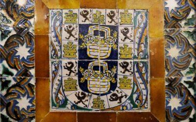 Pieza del mes. Marzo 2021. La estela de Niculoso Pisano. Capilla del Conde de Niebla. Huevar del Aljarafe. Sevilla. Alfonso Pleguezuelo Hernández.
