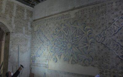 Salen a la luz las estructuras más antiguas del Arzobispado de Sevilla