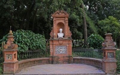 El Ayuntamiento de Sevilla restaurará la glorieta de Más y Prats del Parque de María Luisa, obra de Aníbal González