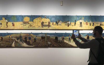 El Museo Pablo Gargallo de Zaragoza acoge una exposición de cerámica de Daniel Zuloaga en el centenario de su muerte