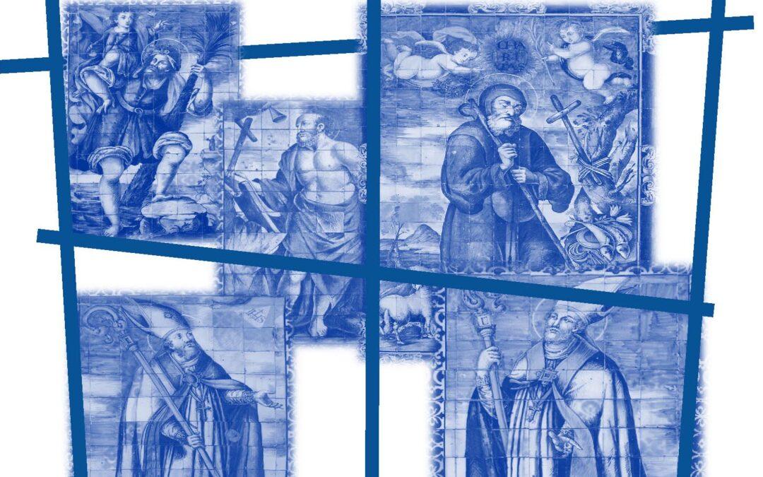 Pieza del mes. Junio 2021. Paneles cerámicos de la fachada de la iglesia del Sagrado Corazón de Sevilla. Manuel Pablo Rodríguez Rodríguez.