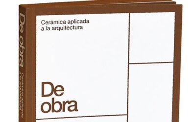 Biblioteca Cerámica. Septiembre 2021. De obra. Cerámica aplicada a la arquitectura.