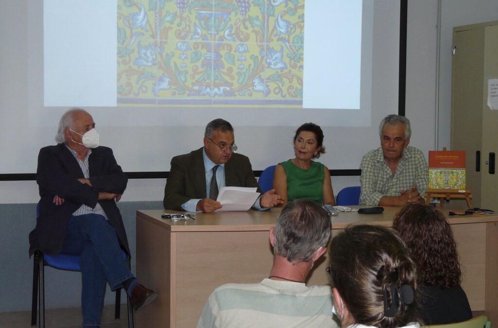 Sevilla. Acto de presentación del Libro sobre el ceramista Guillermo Moreno